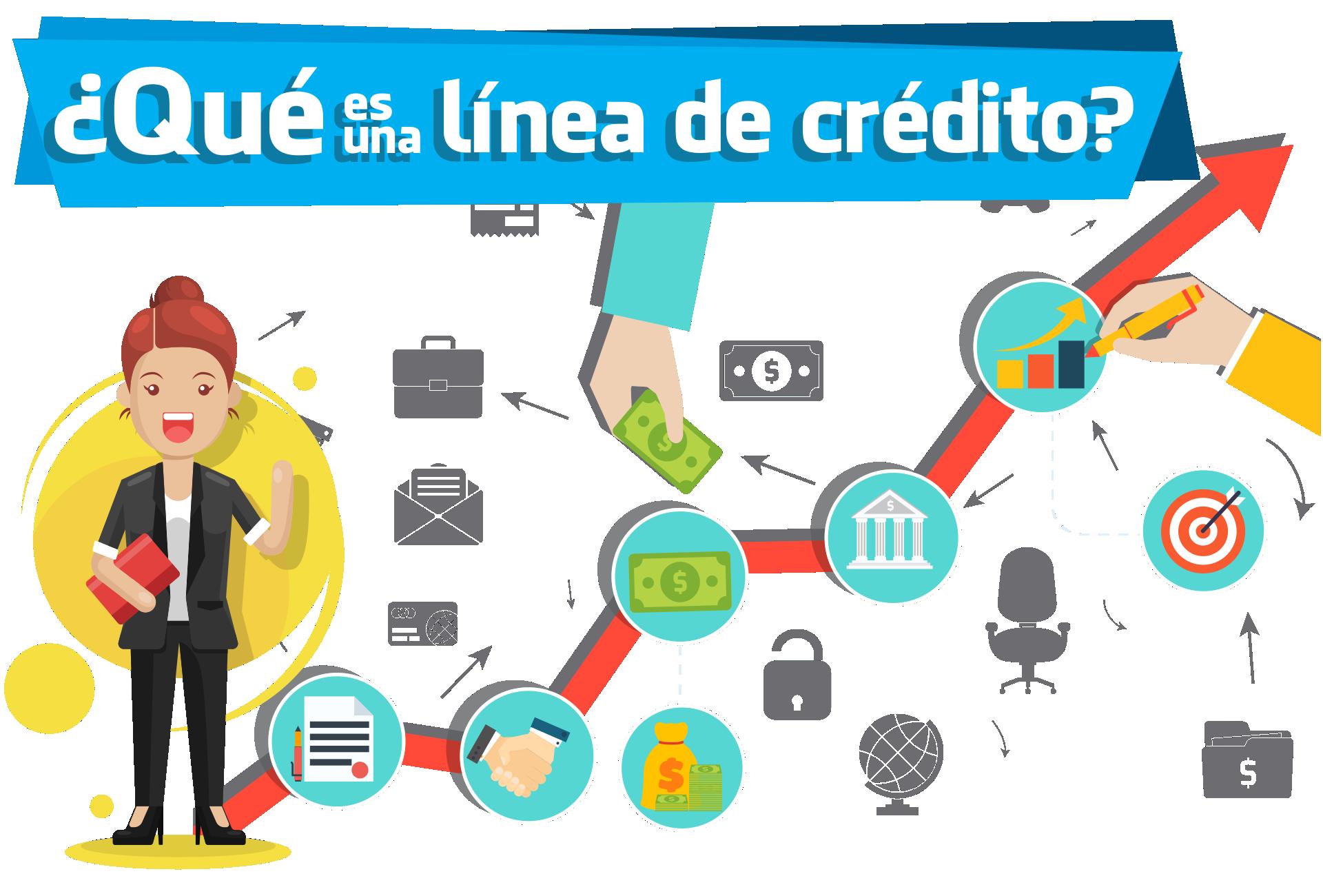 Resultado de imagen para linea de credito